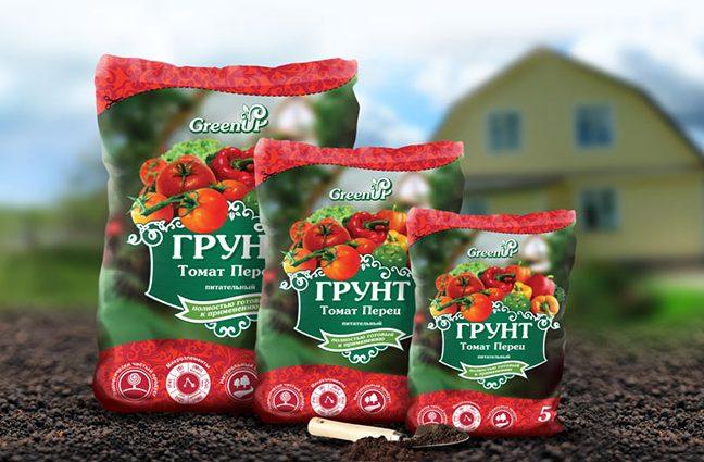 Грунт для перцев и томатов